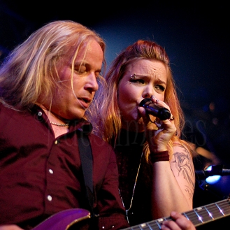 Nightwish w/ Annette